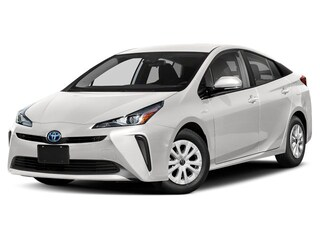 New Toyotas for sale 2019 Toyota Prius LE AWD-e Hatchback in Cleveland, OH