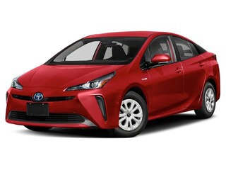New 2019 Toyota Prius LE AWD-e Hatchback for sale in Franklin, PA