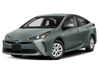 New 2019 Toyota Prius LE AWD-e Hatchback in Portsmouth, NH