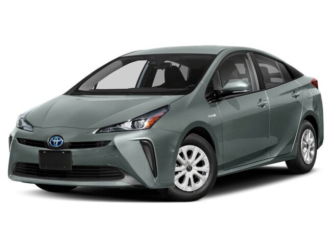 Certified Pre-Owned 2019 Toyota Prius LE AWD-e Hatchback For Sale Oneonta, NY