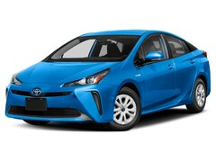 New 2019 Toyota Prius LE AWD-e Hatchback near Escanaba, MI