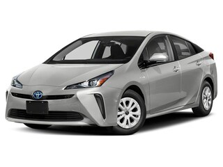 New 2019 Toyota Prius XLE AWD-e Hatchback for sale near you in Wellesley, MA