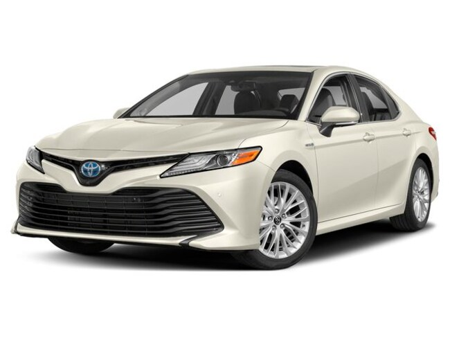 New 2019 Toyota Camry Hybrid XLE Sedan for sale in Boston MA