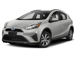 New 2019 Toyota Prius c LE Hatchback