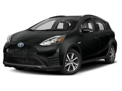 New 2019 Toyota Prius c LE Hatchback near Boston