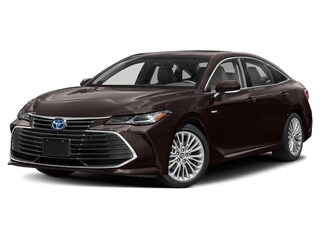 New 2019 Toyota Avalon Hybrid Limited Sedan T5333 in Plover, WI