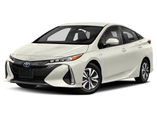 New 2019 Toyota Prius Prime Premium Hatchback in Silver Spring, MD
