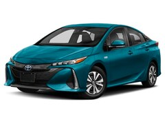 New 2019 Toyota Prius Prime Advanced Hatchback in San Antonio, TX