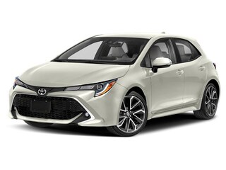 New 2019 Toyota Corolla Hatchback XSE Hatchback for sale in Modesto, CA