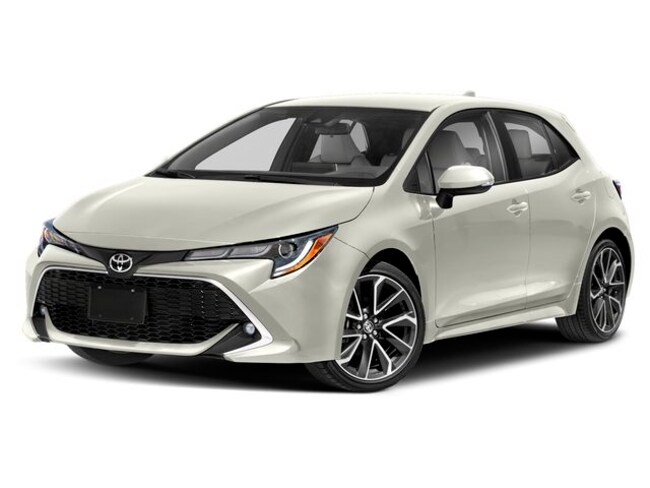 New 2019 Toyota Corolla Hatchback For Sale Or Lease Augusta Me
