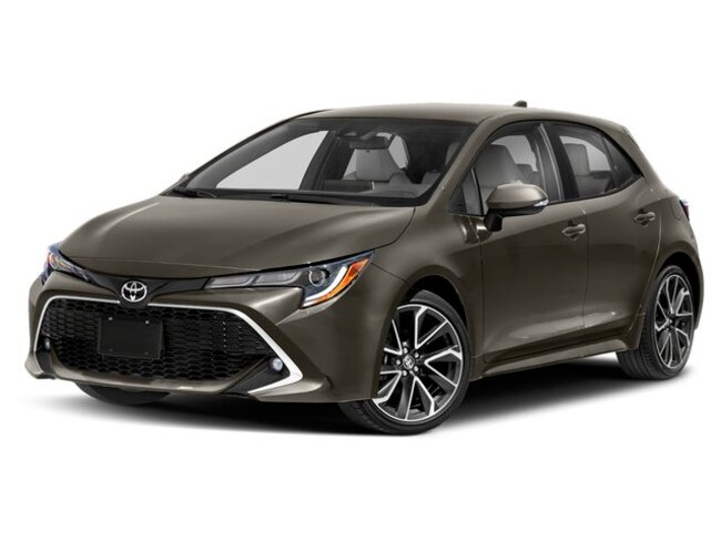 New 2019 Toyota Corolla Hatchback XSE Hatchback in Arlington