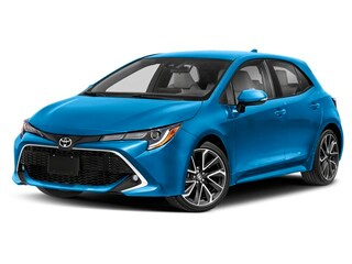 New 2019 Toyota Corolla Hatchback XSE Hatchback for sale near you in Wellesley, MA