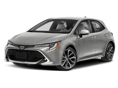 New 2019 Toyota Corolla Hatchback XSE Hatchback in El Paso, TX