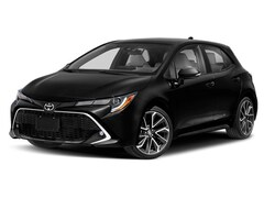 New 2019 Toyota Corolla Hatchback XSE Hatchback in Portsmouth, NH