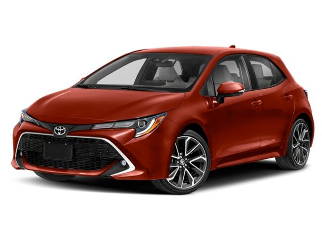 New 2019 Toyota Corolla Hatchback XSE Hatchback For Sale in Durham, NC