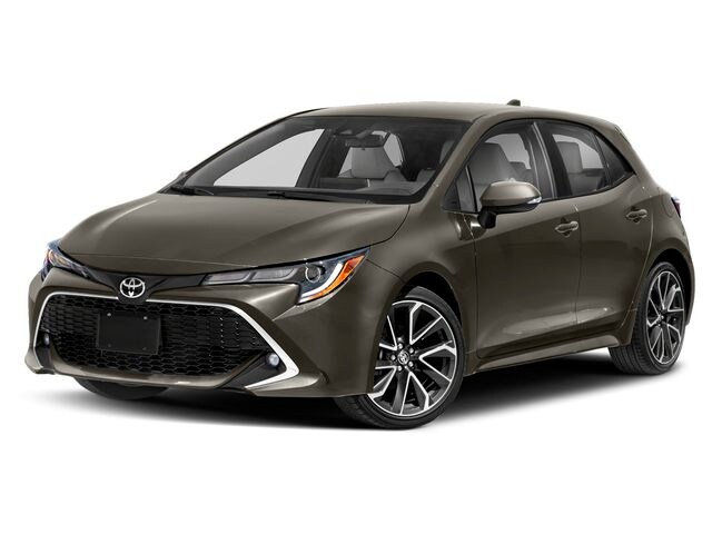 new 2019 toyota corolla hatchback xse hatchback front wheel drive for sale in toledo oh