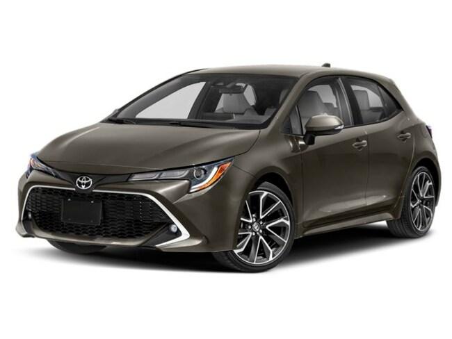 New Toyota 2019 Toyota Corolla Hatchback XSE Hatchback for sale in Corona, CA