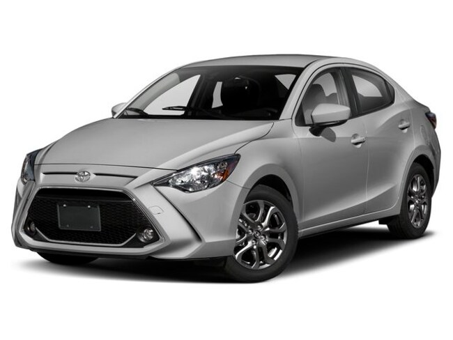 New Toyota 2019 Toyota Yaris Sedan LE Sedan for sale in Corona, CA