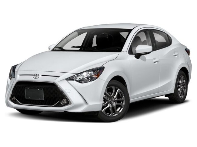 New 2019 Toyota Yaris Sedan LE Sedan in Auburn, MA