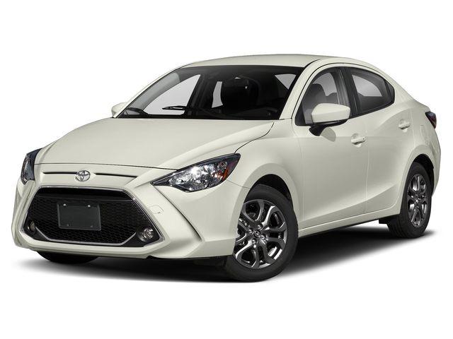 2019 Toyota Yaris Sedan Sedan