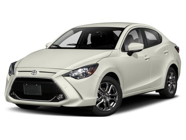 New 2019 Toyota Yaris Sedan LE Sedan in Avondale, AZ