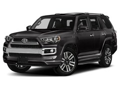 New 2019 Toyota 4Runner Limited SUV in Oxford, MS