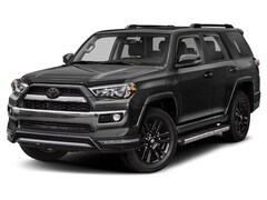New 2019 Toyota 4Runner Limited Nightshade SUV for sale in Temple TX