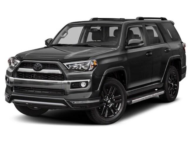New 2019 Toyota 4Runner Limited Nightshade SUV San Antonio