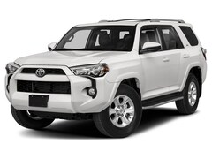 New 2019 Toyota 4Runner SR5 Premium SUV 18201 near Escanaba, MI