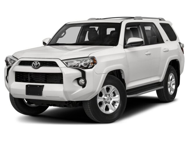 For Sale near Little Rock: New 2019 Toyota 4Runner SR5 Premium SUV