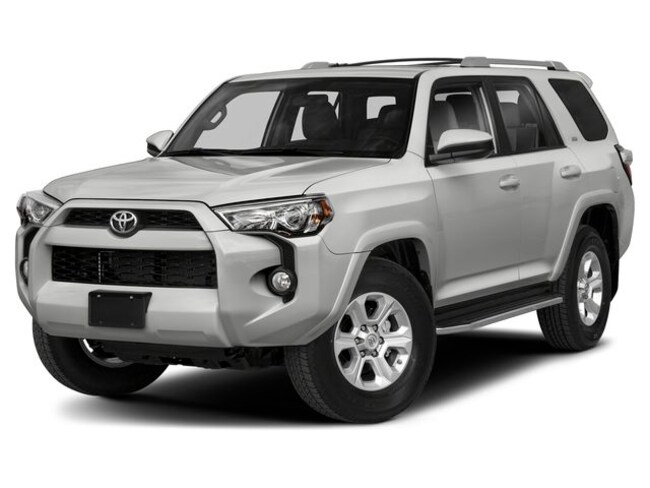 New 2019 Toyota 4Runner SR5 Premium SUV for sale in Boston MA
