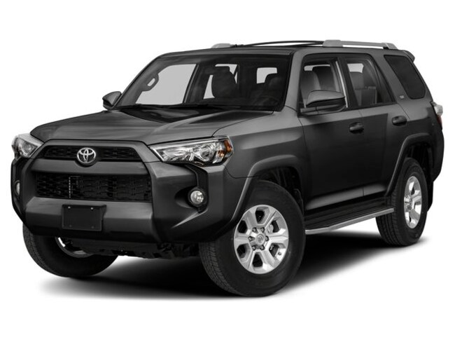 New 2019 Toyota 4Runner SR5 Premium SUV dealer in Nampa ID - inventory