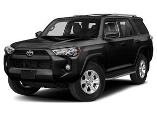 New 2019 Toyota 4Runner SR5 Premium SUV serving Baltimore