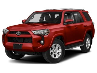 New 2019 Toyota 4Runner SR5 Premium SUV for sale in Brockton, MA