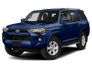 New 2019 Toyota 4Runner SR5 Premium SUV for Sale in Marion
