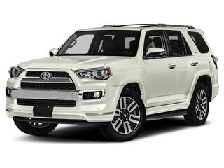 New 2019 Toyota 4Runner Limited SUV JTEBU5JR8K5707002 in San Francisco