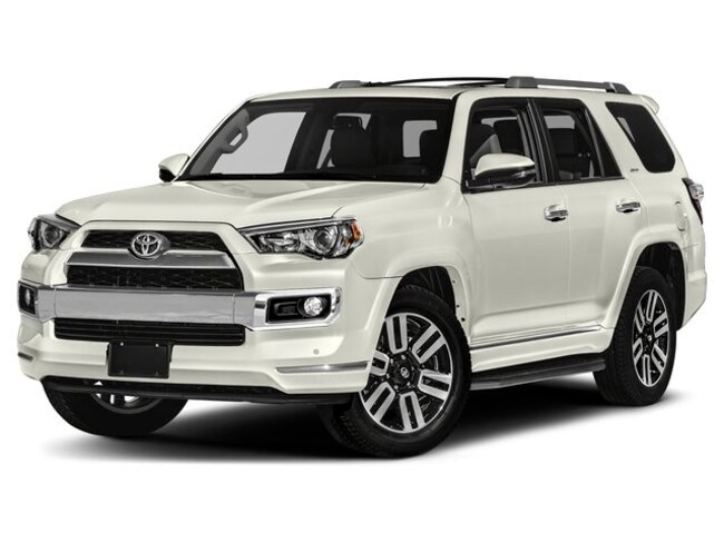 New 2019 Toyota 4Runner Limited SUV for sale in Charlottesville