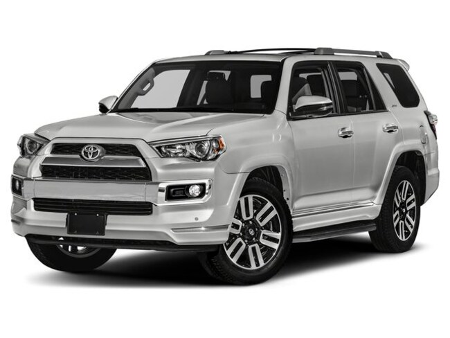 New 2019 Toyota 4Runner Limited SUV T27618 for sale/lease Dublin, CA