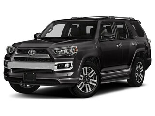 New 2019 Toyota 4Runner Limited SUV serving Baltimore