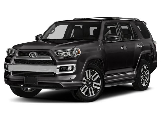 New 2019 Toyota 4Runner Limited SUV for sale in Boston MA
