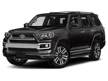 2019 Toyota 4Runner Limited SUV JTEBU5JRXK5616295