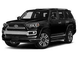 New 2019 Toyota 4Runner Limited SUV in Reno