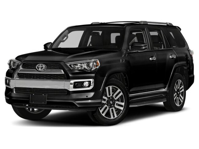 New 2019 Toyota 4Runner Limited SUV in Bellevue, NE