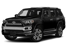 2019 Toyota 4Runner Limited SUV JTEBU5JR4K5617071