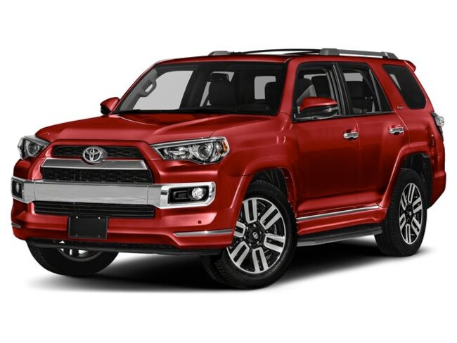 New 2019 Toyota 4Runner Limited SUV near Dallas, TX