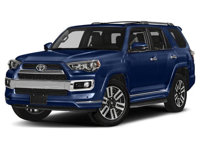 2019 Toyota 4Runner Limited SUV JTEBU5JR4K5614154