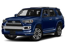 2019 Toyota 4Runner Limited SUV JTEBU5JR4K5614154