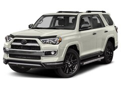 New 2019 Toyota 4Runner Limited Nightshade SUV in Toledo, Ohio