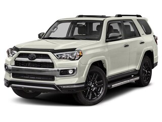 New 2019 Toyota 4Runner Limited Nightshade SUV JTEBU5JR2K5682114 in San Francisco