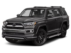 New 2019 Toyota 4Runner Limited Nightshade 4WD SUV JTEBU5JR8K5728691